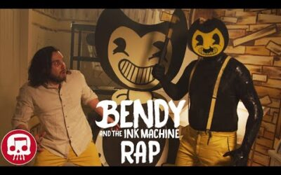 "BENDY AND THE INK MACHINE RAP by JT Music – ""Can't Be Erased"" (Live Action)"