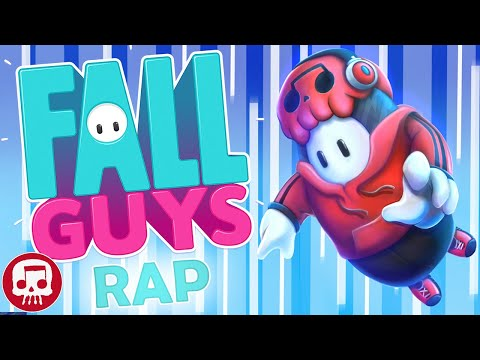 "FALL GUYS RAP by JT Music – ""Drop You"""