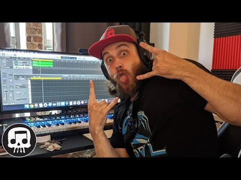 Makin' BEATZ with Skull LIVE #1 (Making The Marvel's Avengers Rap)