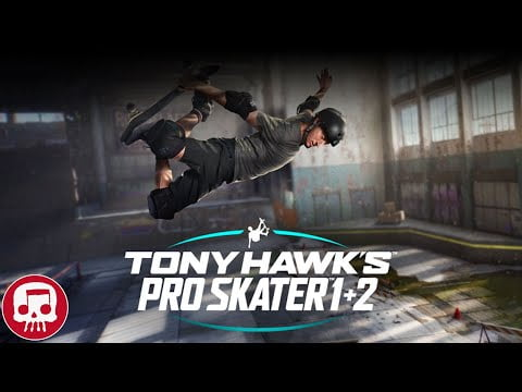 "TONY HAWK PRO SKATER RAP by JT Music - ""On the Grind"""