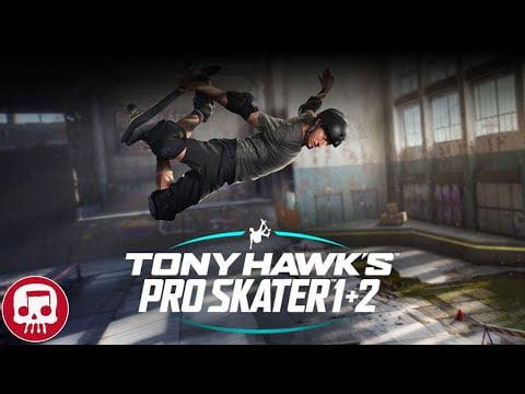 "TONY HAWK PRO SKATER RAP by JT Music – ""On the Grind"""