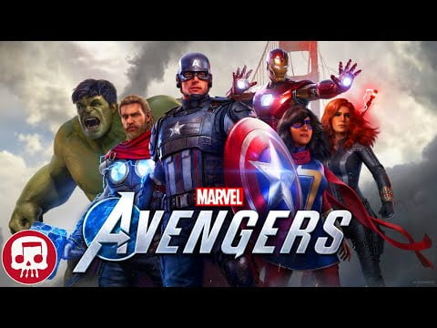 "MARVEL'S THE AVENGERS RAP by JT Music – ""Assemble"""