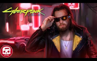 "CYBERPUNK 2077 HYPE SONG by JT Music (feat. Andrea Storm Kaden) – ""Training Montage"""