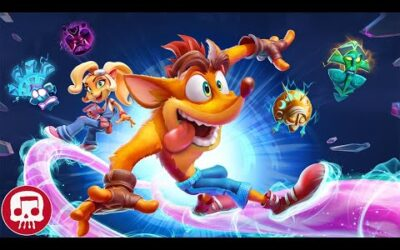 CRASH BANDICOOT 4 RAP by JT Music – (Ooda-Booda Boogie Pt. 2)