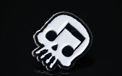 JT Music Pin