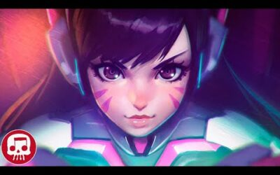 "D.VA RAP SONG by JT Music (feat. Andrea Storm Kaden) – ""Play to Win"""