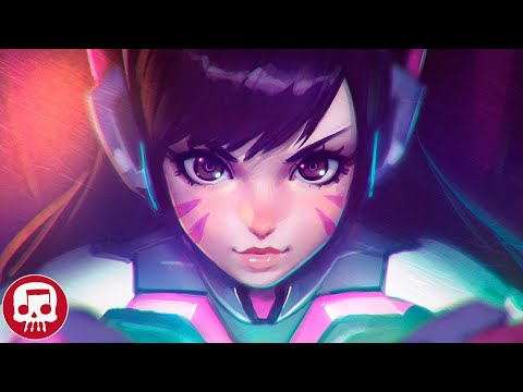 """D.VA RAP SONG by JT Music (feat. Andrea Storm Kaden) - """"Play to Win"""""""