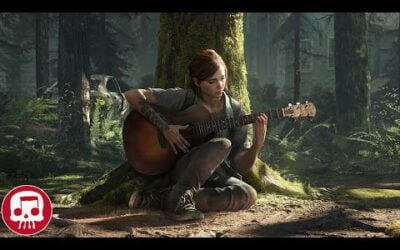 "THE LAST OF US 2 SONG by JT Music & JR Wyatt – ""Dear Ellie (Take Care, Take Heed)"""