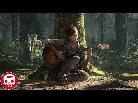 "THE LAST OF US 2 SONG by JT Music & JR Wyatt - ""Dear Ellie (Take Care"