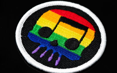 JT Music Pride Patch