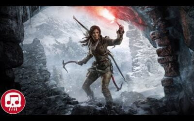 """TOMB RAIDER RAP by JT Music (feat. Andrea Storm Kaden) – """"On The Rise"""""""